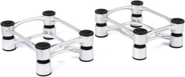 IsoAcoustics Aperta 200 Speaker Isolation Stands