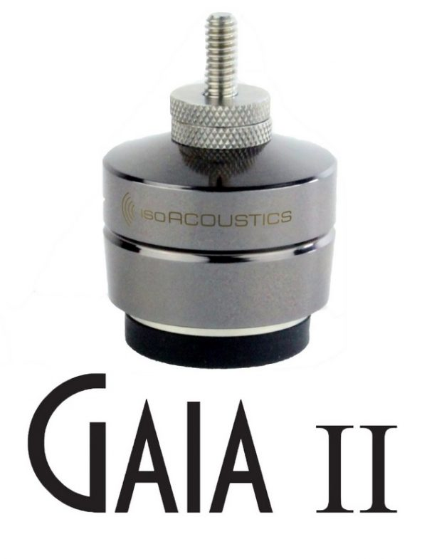 IsoAcoustics Gaia II Speaker Isolation Feet