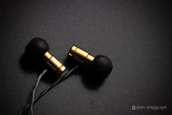 Flares Gold In-Ear Headphones