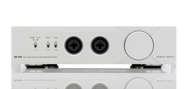 Musical Fidelity MX-HPA Headphone Amplifier