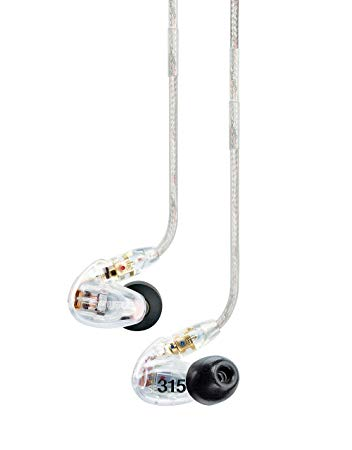 Shure SE315 In-Ear Monitors