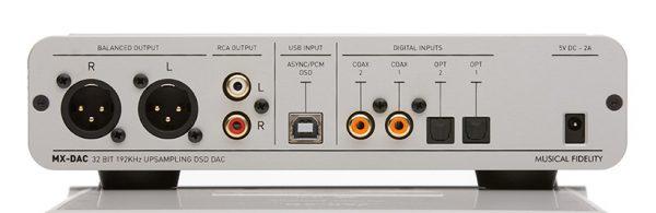 Musical Fidelity MX-DAC DAC