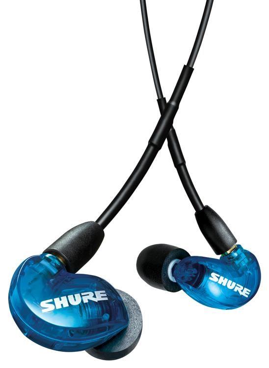 Shure SE215 In-Ear Monitors (Bluetooth Version)
