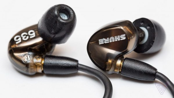 Shure SE535 In-Ear Monitors