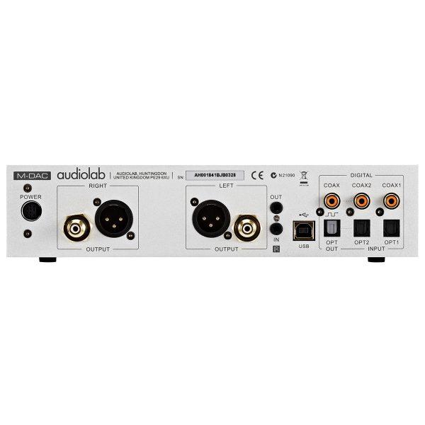 Audiolab M-DAC DAC
