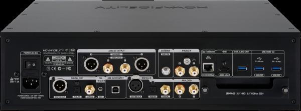 Novafidelity X45 Streamer & Reference DAC