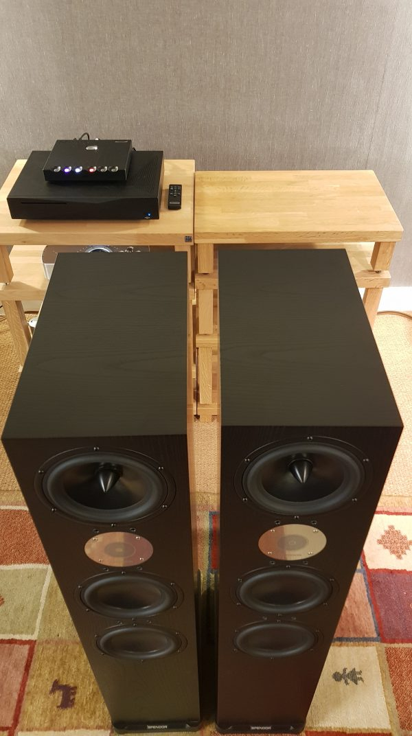Spendor D9 Floorstanding Loudspeaker Pre-Owned