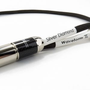 Tellurium Q Silver Diamond Digital XLR Balanced Interconnect Cable