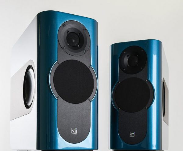 Kii Audio THREE Active Bookshelf Loudspeaker