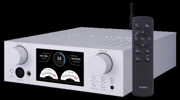 Novafidelity HA500H DAC & Headphone Amplifier