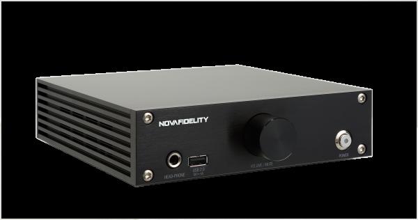 Novafidelity N15D Network Adaptor & USB DAC