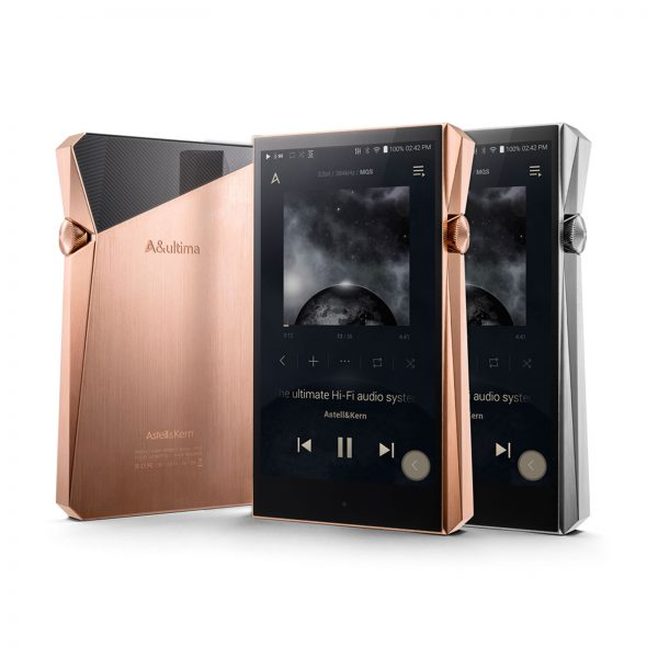 Astell &Kern SP2000 Portable Audio Player