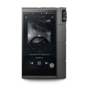 Astell & Kern KANN CUBE Portable Audio Player