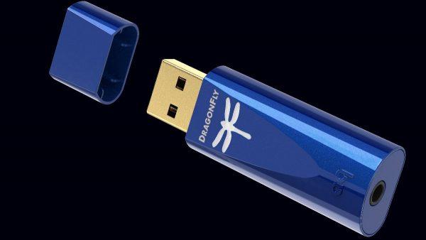 AudioQuest Dragonfly Cobalt USB DAC & Headphone Amplifier