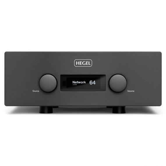 Hegel H590 Integrated Amplifier