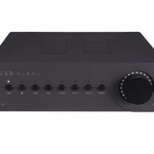 Quad Vena II Play Integrated Amplifier & Streamer