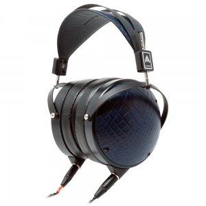 Audeze LCD-XC Alligator Skin Blue