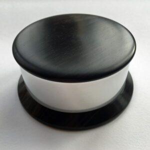 Solidair Audio Ebony Bass Driver Vinyl Clamp