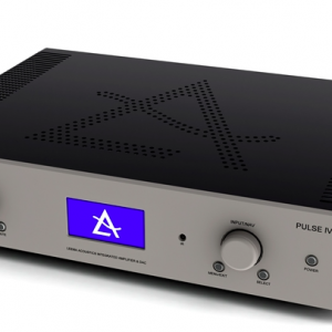 Leema Acoustics Pulse IV Integrated Amplifier