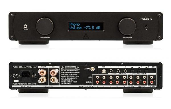Leema Acoustics Pulse IV Integrated Amplifier