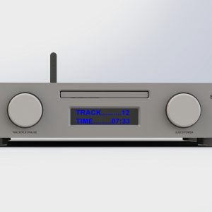 Leema Acoustics Stream IV Music Streamer & CD Player