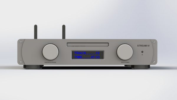 Leema Acoustics Stream IV Music Streamer & CD Player