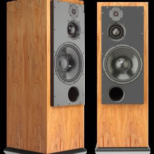 ATC SCM100 ASLT Active Floorstanding Speaker