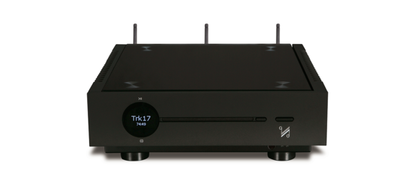 Quad Artera Solus Play Wireless Streaming Integrated Amplifier