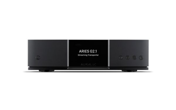Auralic Aries G2.1 Wireless Streaming Transporter