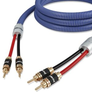 Ricable INVICTUS Speaker Shielded Speaker Cable