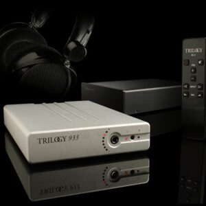 Trilogy 933 Headphone Amplifier