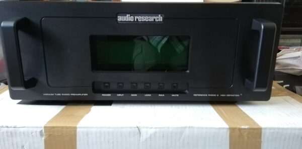 Audio Research Reference Phono 2 front