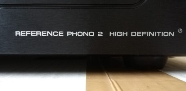Audio Research Reference Phono 2 model number