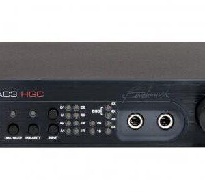 Benchmark DAC3 HGC DAC