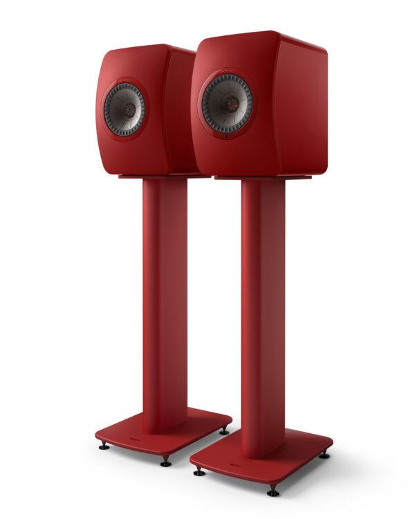 KEF LS50 Wireless II Active Standmount Speakers