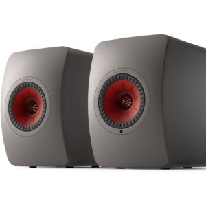 KEF LS50 Wireless II Active Standmount Speakers