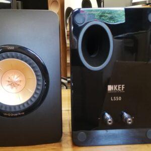 KEF LS50 Loudspeaker Ex-Demo