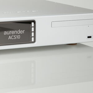 Aurender ACS10 Music Server/Player & CD Ripper