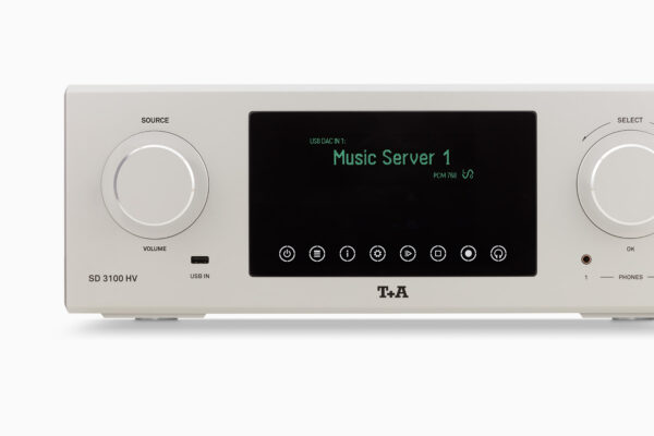 T+A SD 3100 HV Reference Streaming DAC