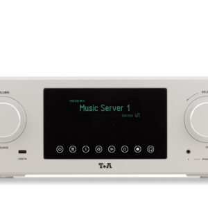 T+A SDV 3100 HV Reference Streaming DAC Pre-Amplifier