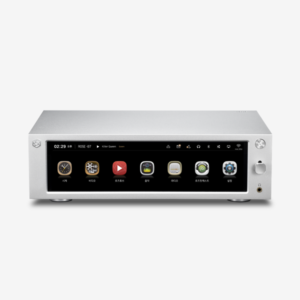 HiFi Rose RS201e Network Streamer & Integrated Amplifier