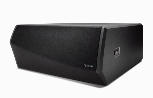 Denon DSW-1H Wireless Subwoofer With HEOS