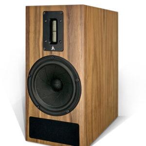 Kerr Acoustics K300 Oak side view