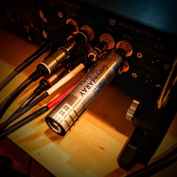 Chord Company GroundARRAY Signal Ground
