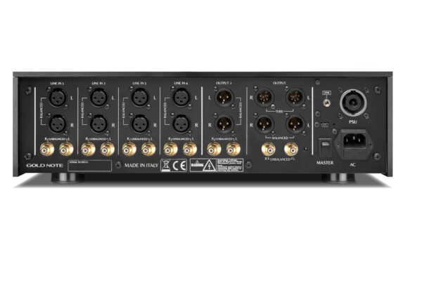 Gold Note P-1000 MkII Preamplifier