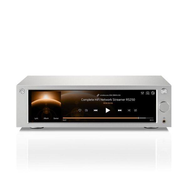 HiFi Rose RS250 Streaming Preamplifier
