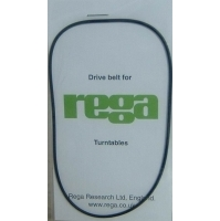 Rega Drive Belt For Rega Turntables Black