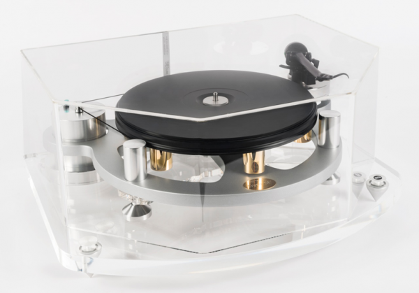 Michell SEcure Cover Universal Turntable Dust Cover