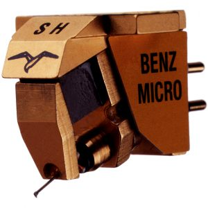 Benz Micro Switzerland Glider MC cartridge