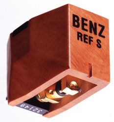 Benz Micro Switzerland REF S MC Cartridge